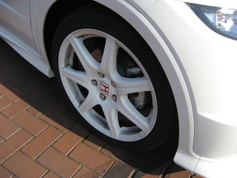 Wolle + Antje Type-R (White Edition)